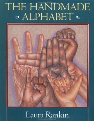 Cover image for The handmade alphabet