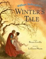 Cover image for William Shakespeare's The winter's tale