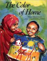 Cover image for The color of home