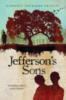 Cover image for Jefferson's sons : a founding father's secret children