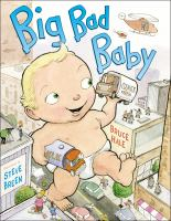 Cover image for Big Bad Baby