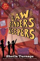 Cover image for The law of finders keepers