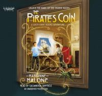 Cover image for The pirate's coin : a Sixty-eight rooms adventure