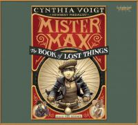 Cover image for Mister Max. the book of lost things