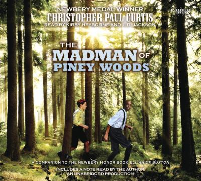 Cover image for The madman of Piney Woods