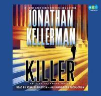 Cover image for Killer : an Alex Delaware novel