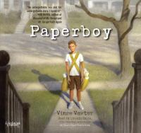Cover image for Paperboy