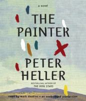 Cover image for The painter : a novel