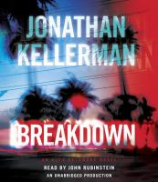 Cover image for Breakdown : an Alex Delaware novel