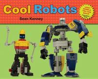 Cover image for Cool robots