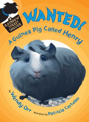 Cover image for Wanted! A guinea pig called Henry