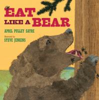 Cover image for Eat like a bear