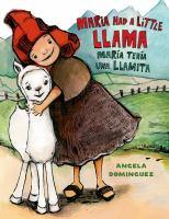 Cover image for Maria had a little llama