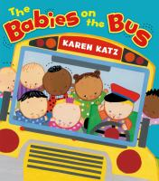 Cover image for The babies on the bus