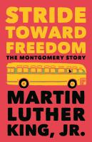 Cover image for Stride toward freedom : the Montgomery story