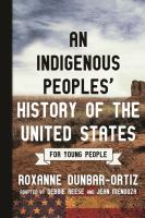 Cover image for An indigenous peoples' history of the United States for young people