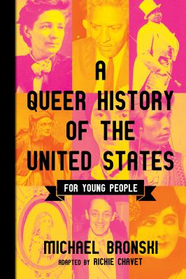 Cover image for A queer history of the United States for young people