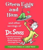 Cover image for Green eggs and ham and other servings of Dr. Seuss.