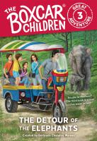 Cover image for The detour of the elephants