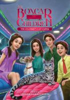 Cover image for The celebrity cat caper