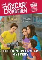 Cover image for The hundred-year mystery