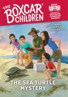 Cover image for The sea turtle mystery