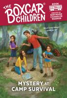 Cover image for Mystery at Camp Survival