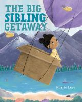 Cover image for The big sibling getaway