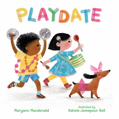 Cover image for Playdate