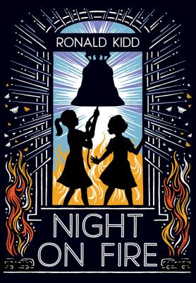 Cover image for Night on fire