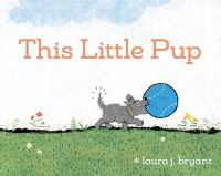 Cover image for This little pup