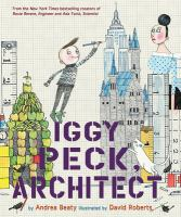 Cover image for Iggy Peck, architect