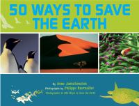 Cover image for 50 ways to save the earth