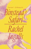 Cover image for Binstead's safari : a novel