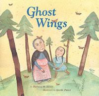 Cover image for Ghost wings