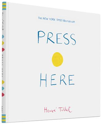 Cover image for Press here