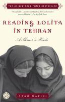 Cover image for Reading Lolita in Tehran : a memoir in books