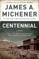 Cover image for Centennial