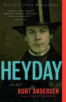 Cover image for Heyday : a novel