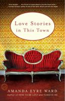 Cover image for Love stories in this town