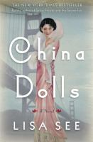 Cover image for China dolls : a novel
