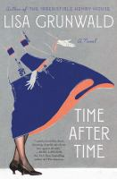 Cover image for Time after time : a novel