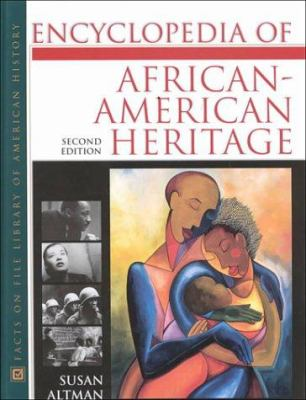 Cover image for Encyclopedia of African-American heritage