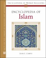 Cover image for Encyclopedia of Islam