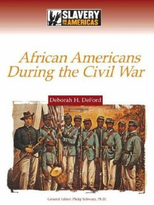 Cover image for African Americans during the Civil War