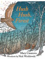Cover image for Hush hush, forest