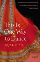 Cover image for This is one way to dance : essays