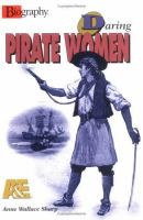 Cover image for Daring pirate women
