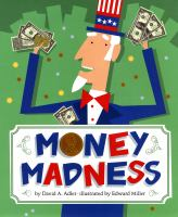 Cover image for Money madness