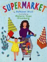 Cover image for Supermarket!